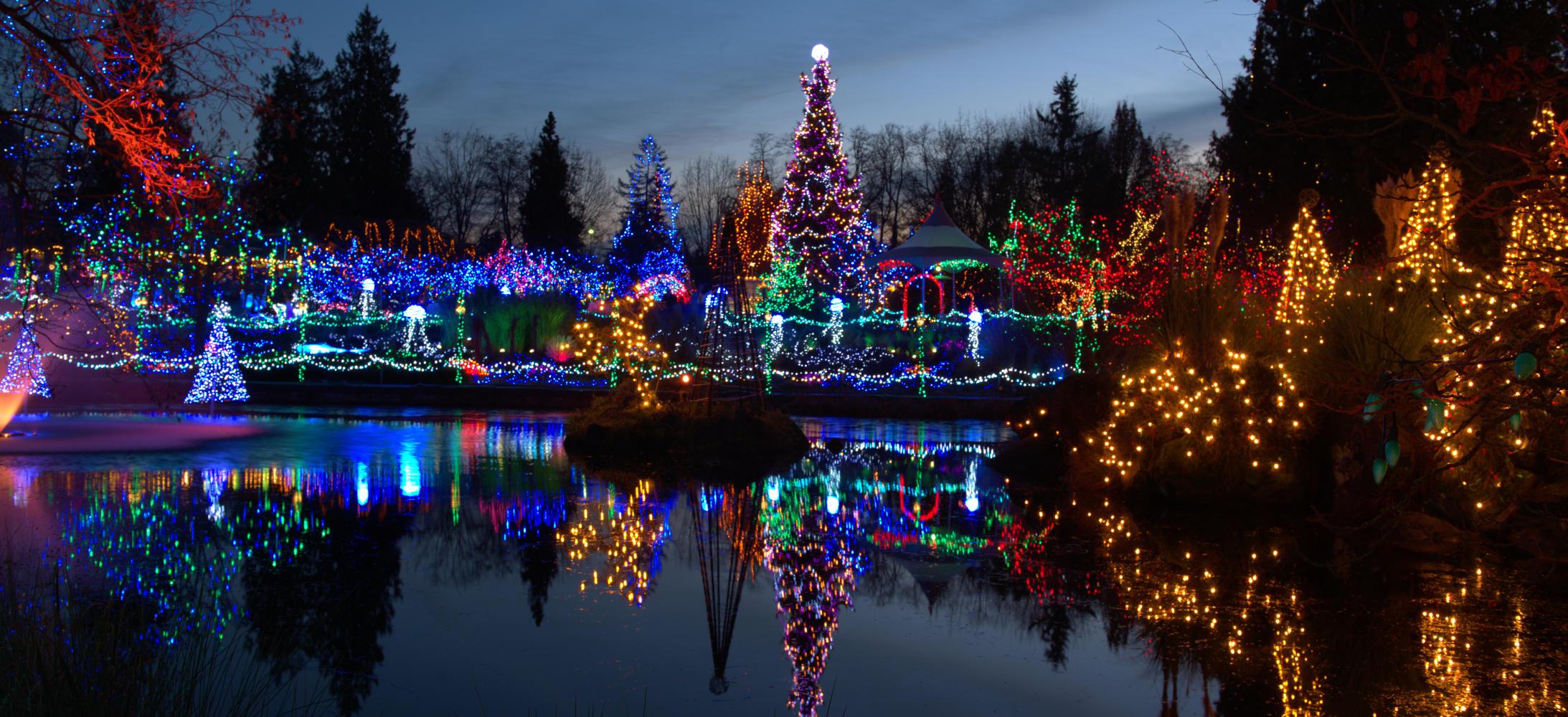 Sunnyslope Wa Christmas Lights 2021